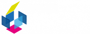 Hugon informatique logo blanc